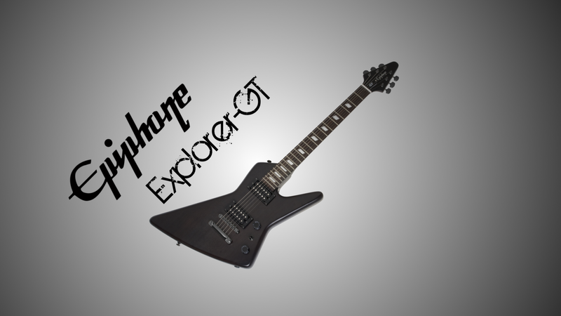 Epiphone Wallpapers: Epiphone Explorer-GT By M0n0x On DeviantArt