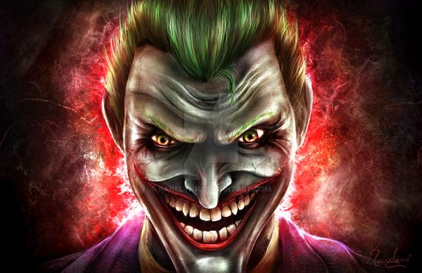 Joker by Ranelynn