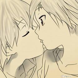 Kissu by MarcX10