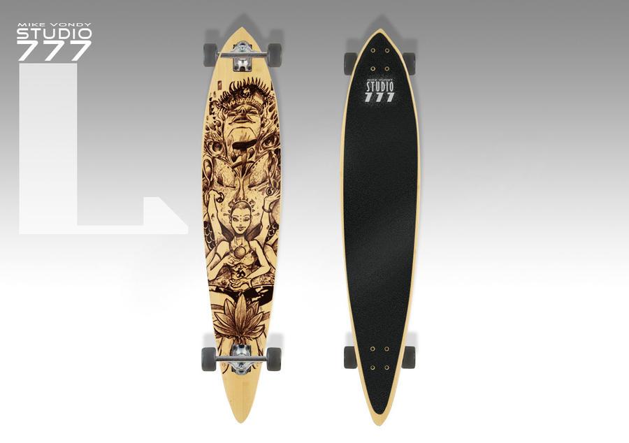 Longboard Design By MVondy On DeviantArt
