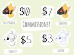 Headshot Commissions