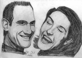 SVU's Benson and Stabler by WinstonTA