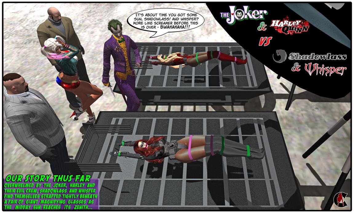 STF - Joke's on Shadowlass by Centrilia