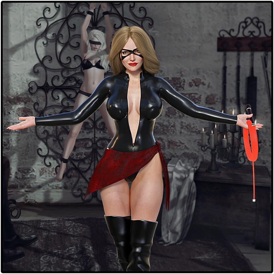 Lady Bondage - By Dangerguy (w/Lelu) by Centrilia