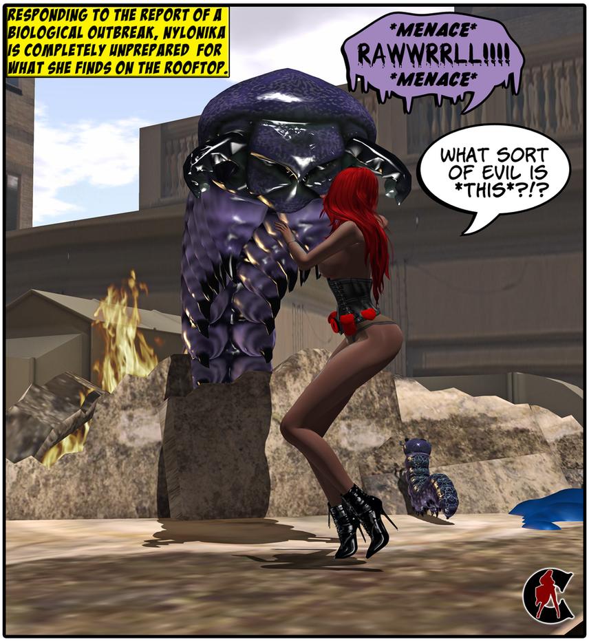 Pest Control 1/2 by Centrilia