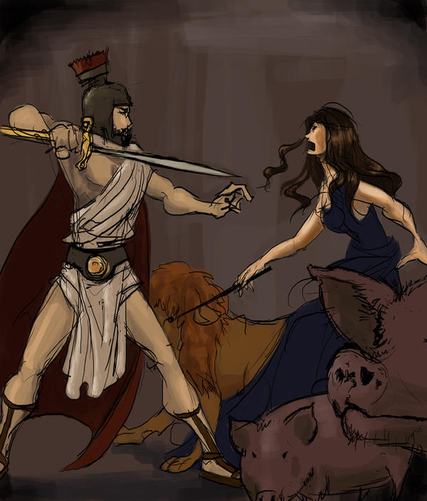 the affairs of odysseus Odysseus and his excessive pride cause more problems for odysseus and his men now poseidon, the father of the cyclops, is angry and determined to destroy odysseus truly, it is clear that.