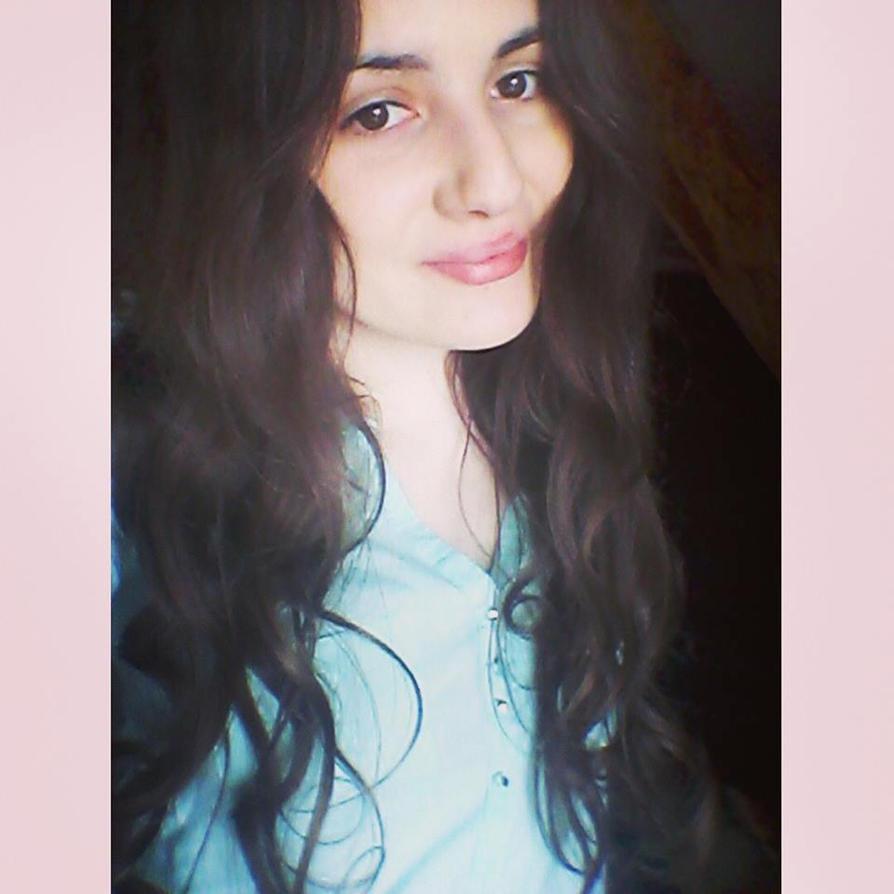 selfie by Wnukowska