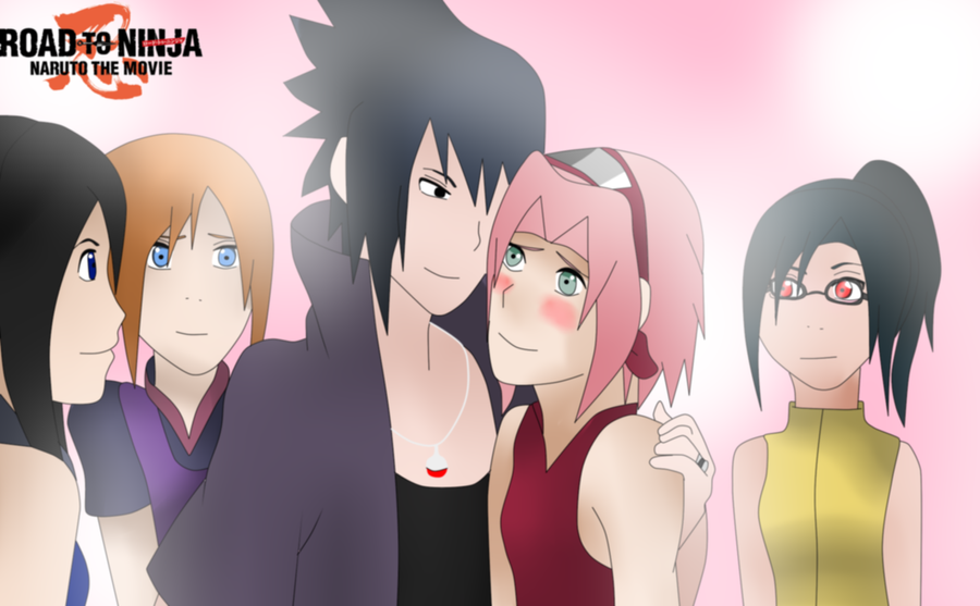 Sasuke is a play boy by IgnisSorceress