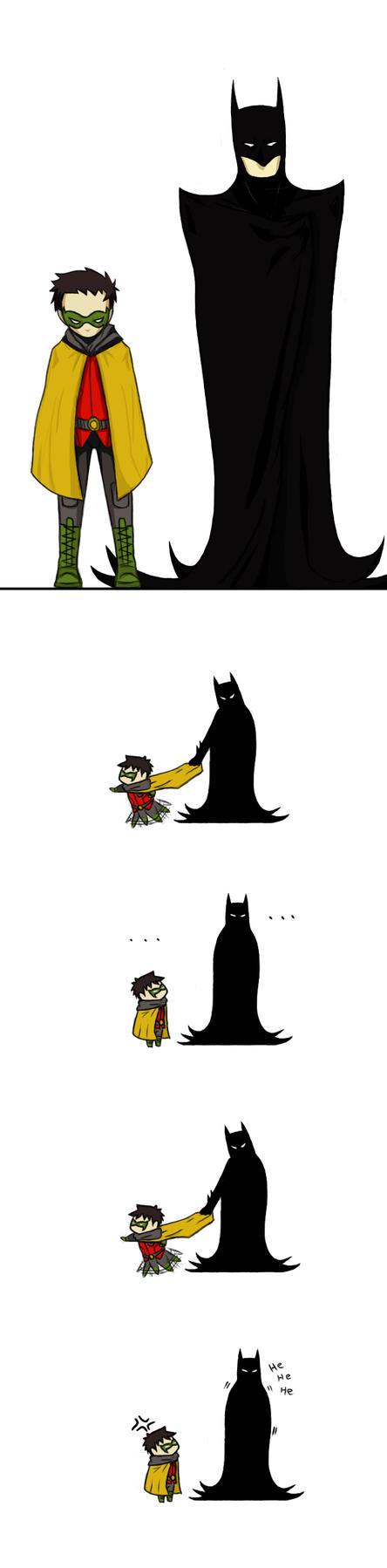 Batman: The New Duo by CrimsonHorror