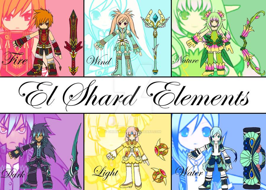 Elswordelshard Elements Conceptsdesign Contest By Chibisallina On