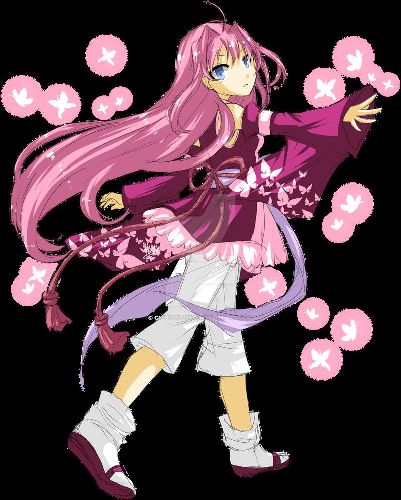 [20150720] Sakura Zodia [TMP] by ChibiSalLina