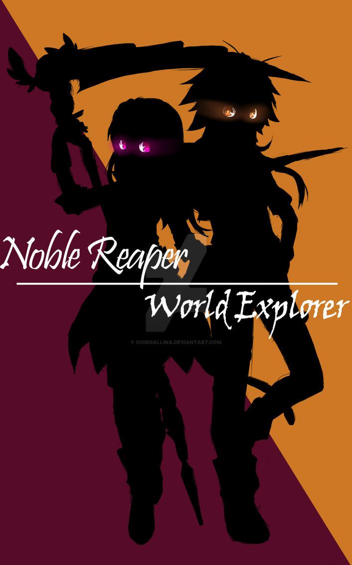 [ElswordOCsRPs] NobleReaperXWorldExplorer [Teaser] by ChibiSalLina