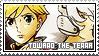 Toward The Terra - Stamp by Bifauxnen