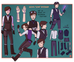 Leni Character Sheet