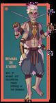 Remara Character Sheet