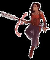 Zaphira Kal'r by Teslaverian