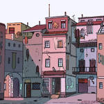 Street Study 1