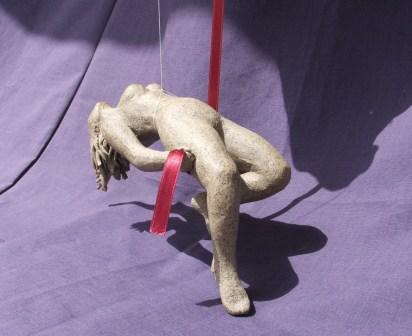 Rope - 18x28cm by Kanchuk