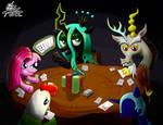villains poker