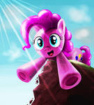 Pinkie will be there