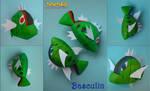 Basculin Papercraft