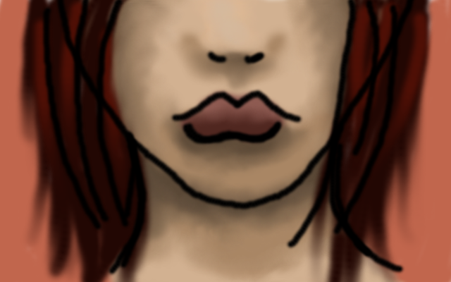 Lips by SapphireEyedStranger