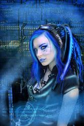 Cyber Styled by SapphireEyedStranger