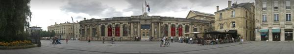 Le Palais Rohan de Bordeaux by Hundredfires