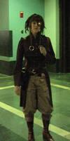 Steampunk Costume2