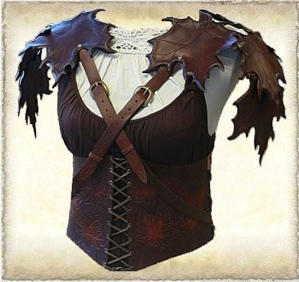 Shoulder guard by Eternal-designs-com