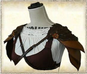 Shoulder guard  Model 10-1 by Eternal-designs-com