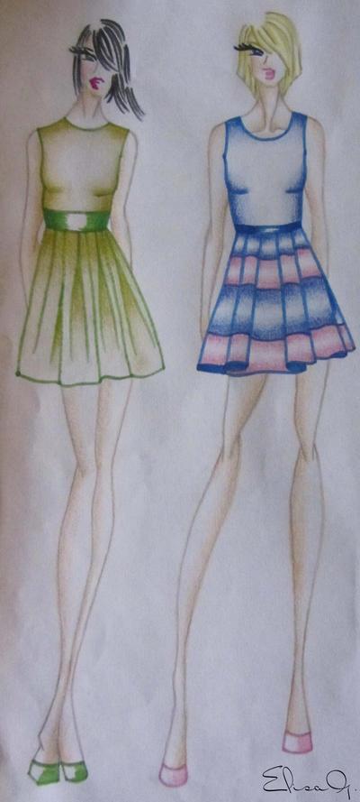 Fashion #11 by ElyGraphic