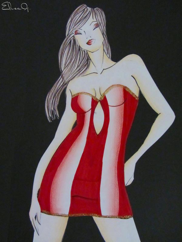 Fashion #8 by ElyGraphic