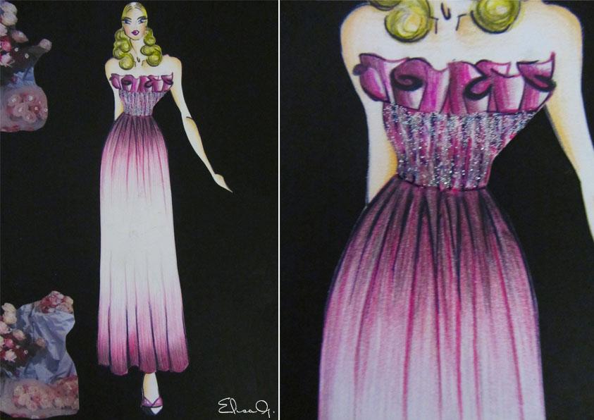 Fashion #6 by ElyGraphic