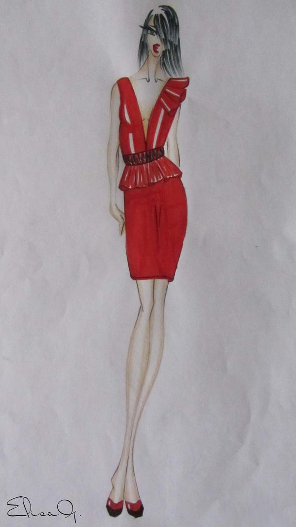 Fashion #5 by ElyGraphic