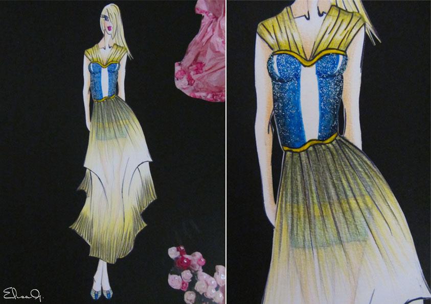 Fashion #4 by ElyGraphic