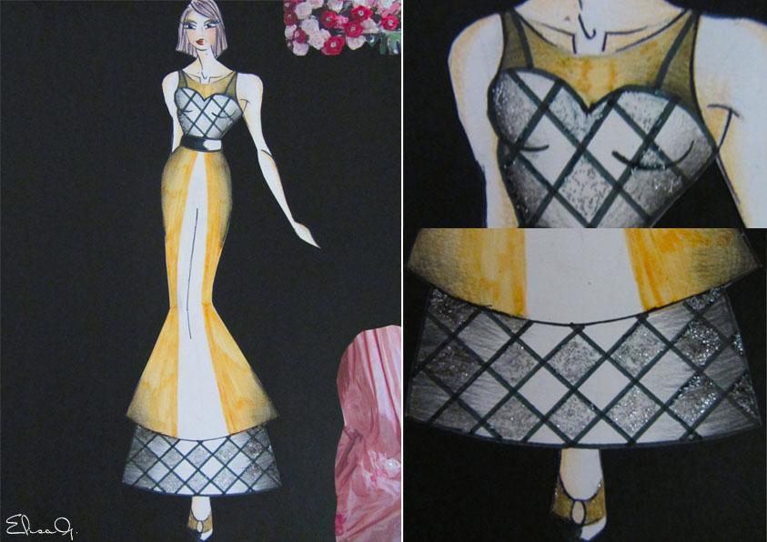 Fashion #3 by ElyGraphic
