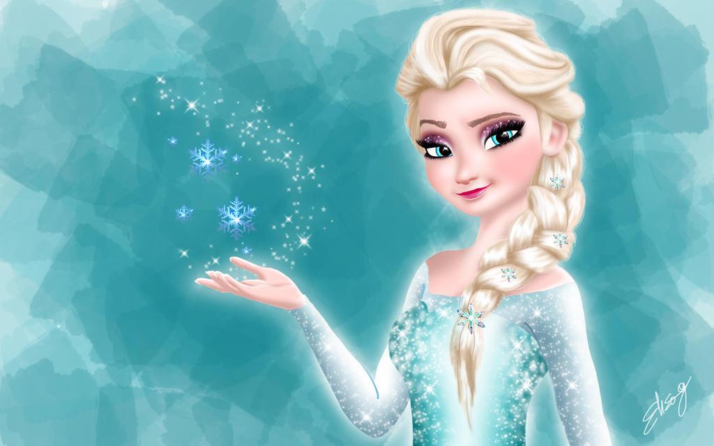 Elsa by ElyGraphic