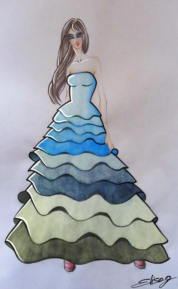Fashion #21 by ElyGraphic