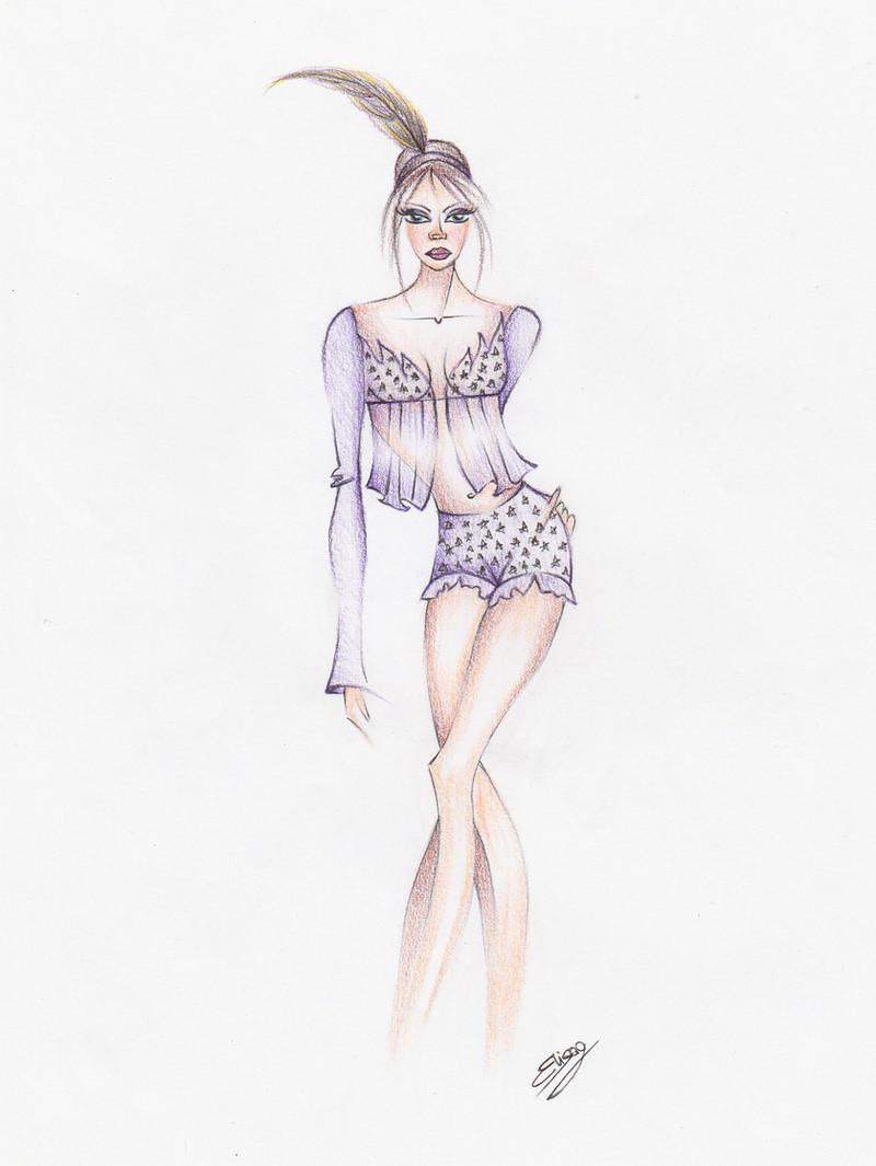 Fashion #23 by ElyGraphic