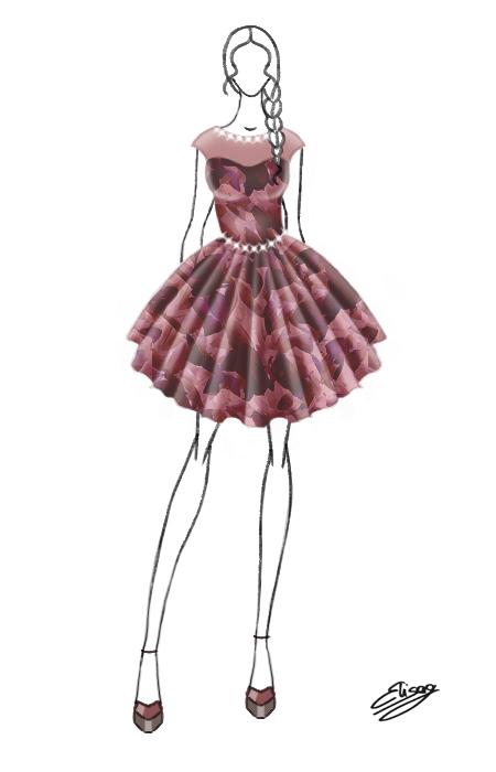 Fashion #24 by ElyGraphic