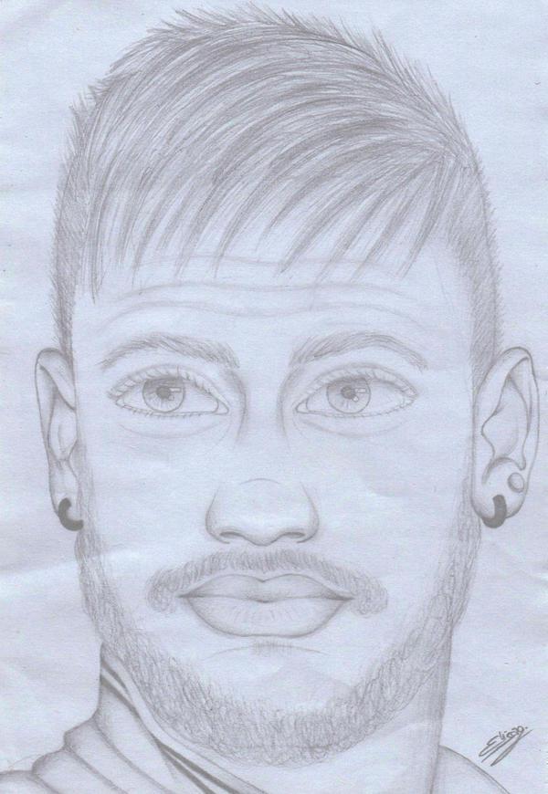Neymar #3 by ElyGraphic