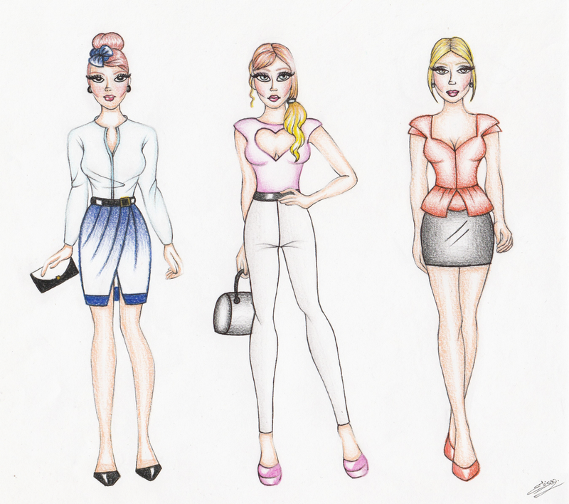 Fashion #26 by ElyGraphic