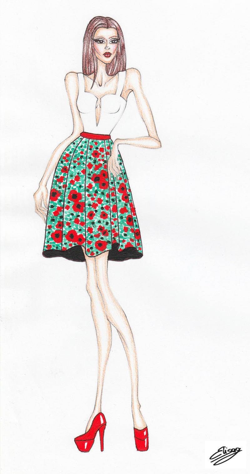 Fashion #31 by ElyGraphic