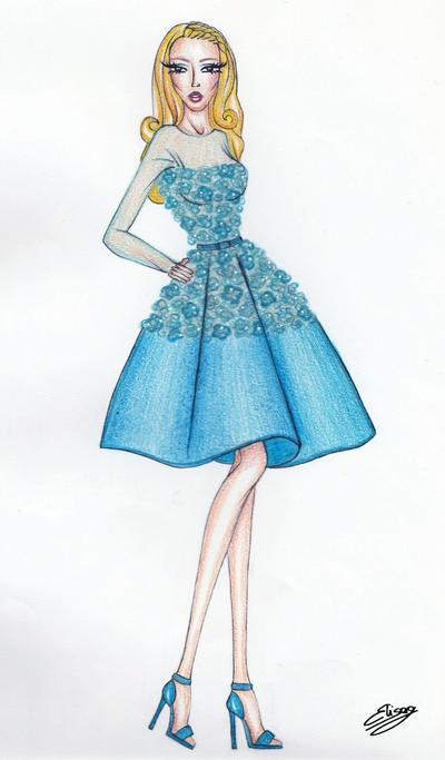 Fashion #76 by ElyGraphic