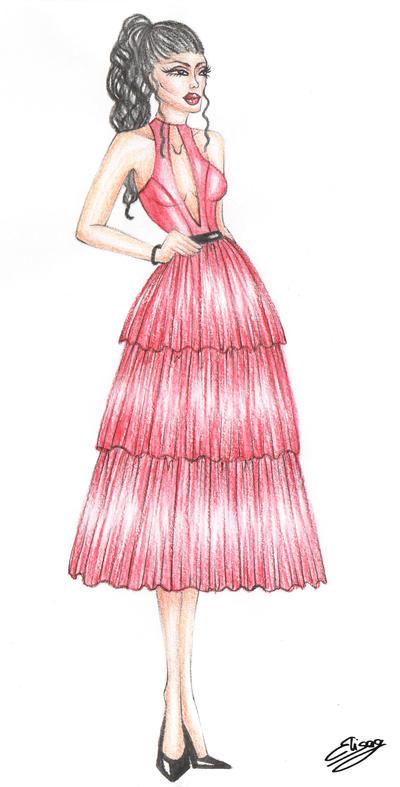 Fashion #82 by ElyGraphic