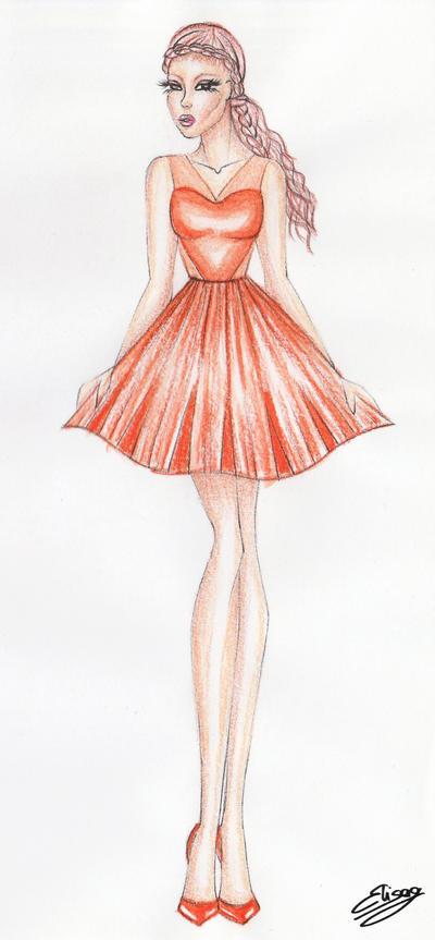 Fashion #83 by ElyGraphic
