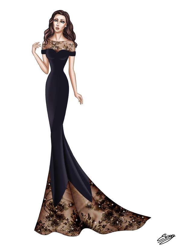 Fashion #85 by ElyGraphic