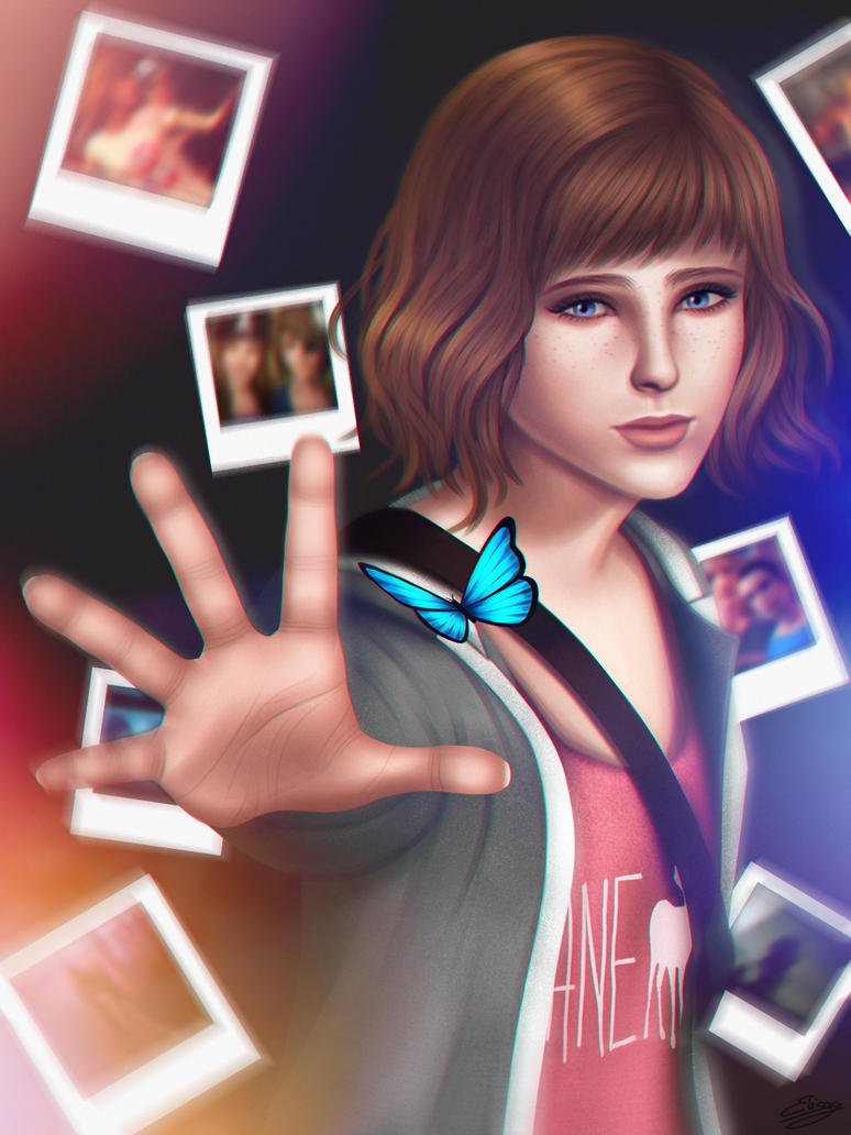 Max Caulfield by ElyGraphic