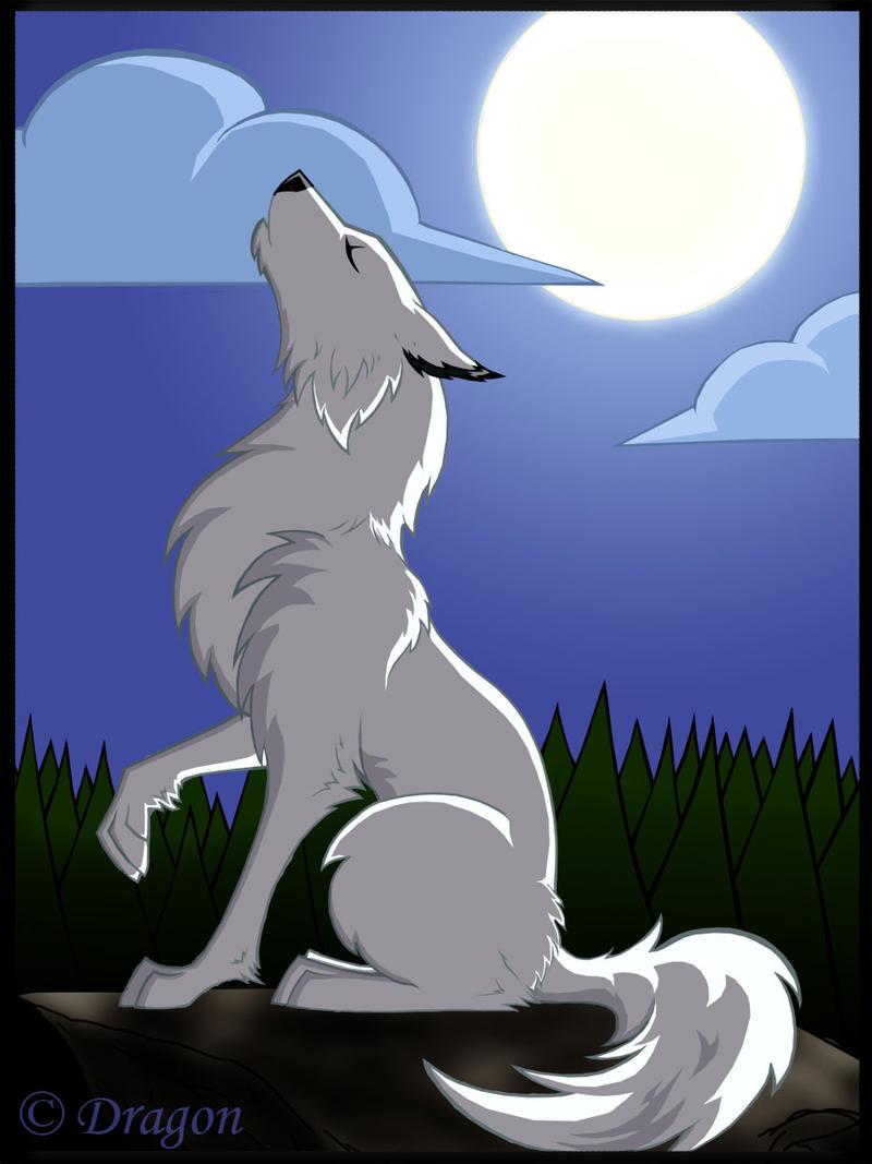 Dessins de WOOOOLF! Singing_Wolf_by_dragon_ryuu